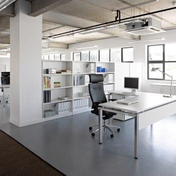 Oblique Visual Desks