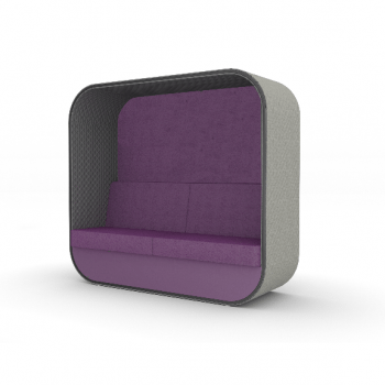 Cocoon lounge seating